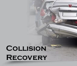 collision recovery in Naperville