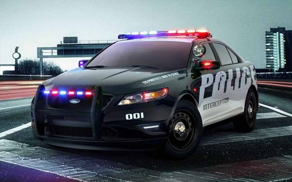 police towing