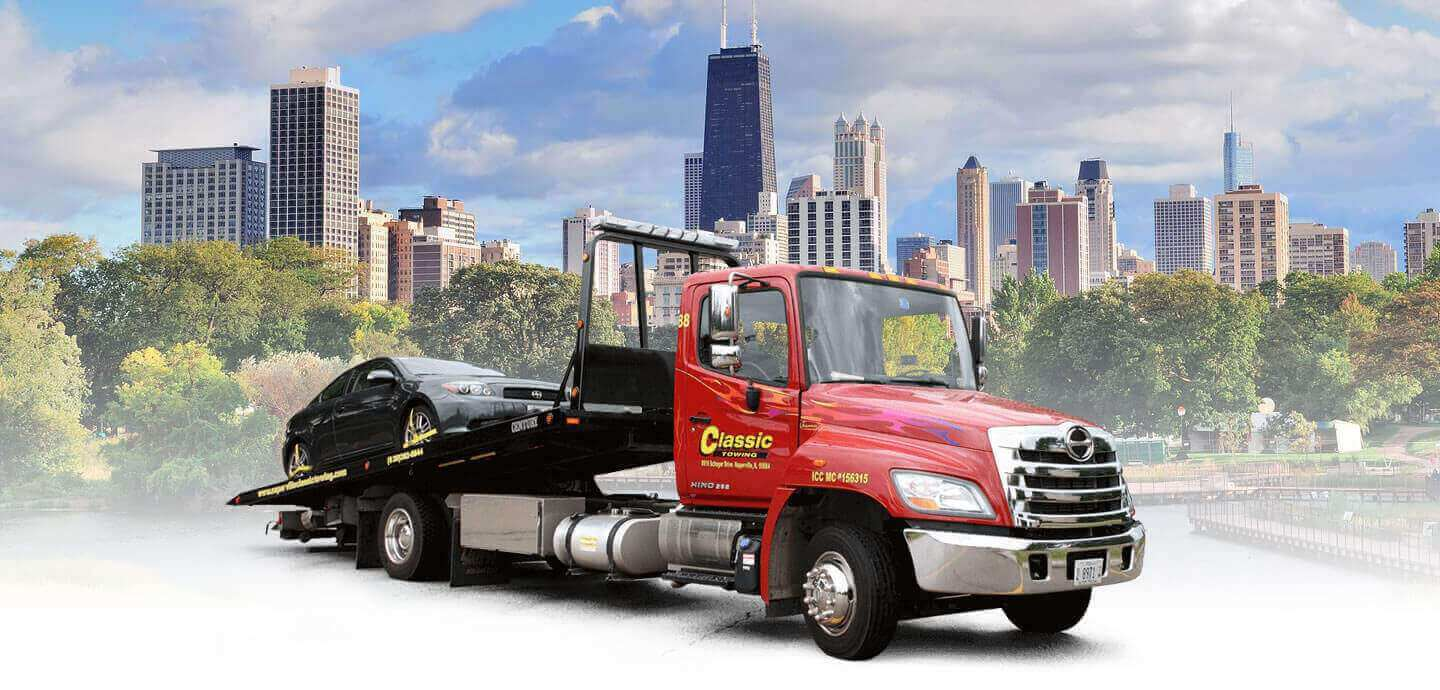 Junk my Car, We Buy Junk Cars in Chicagoland- Classic Towing