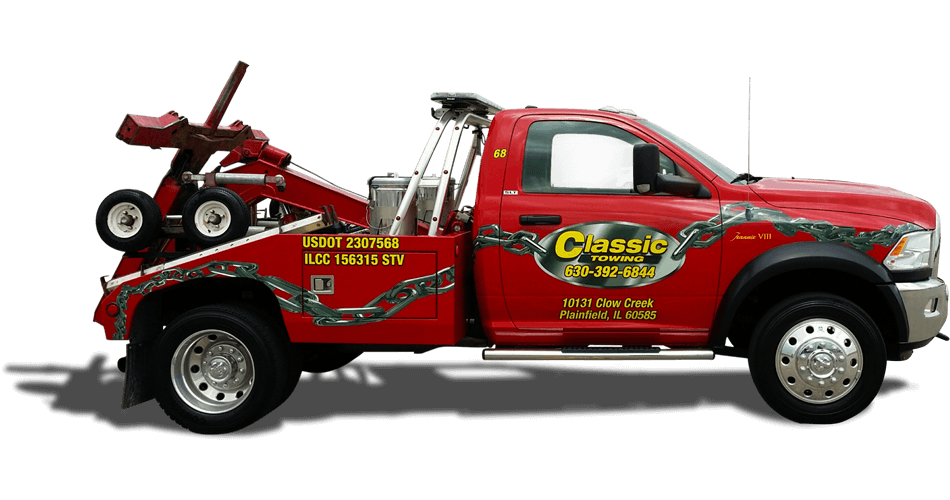 Classic Towing Naperville Aurora Amp Chicago S 1 Towing