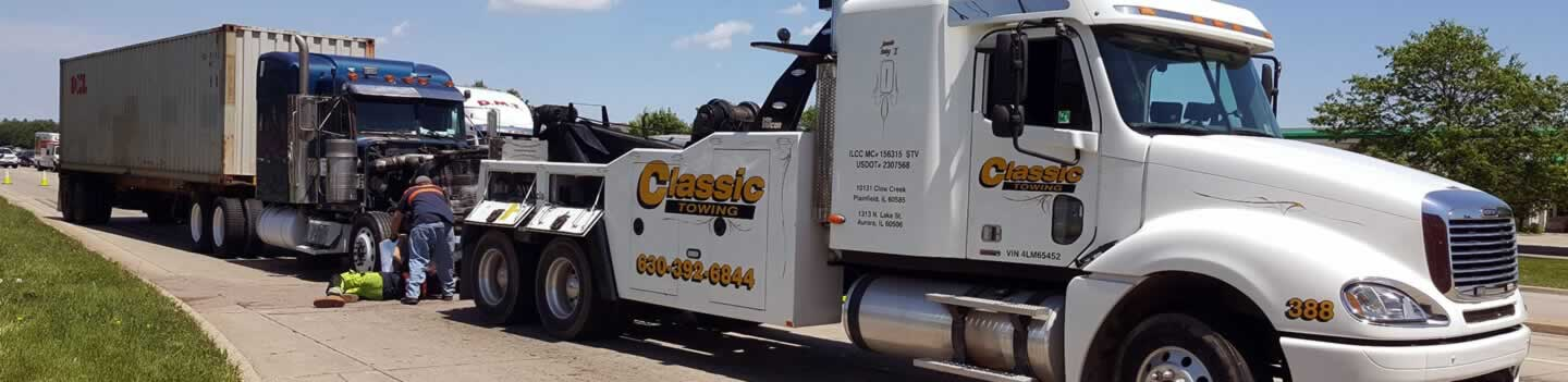 heavy duty towing naperville
