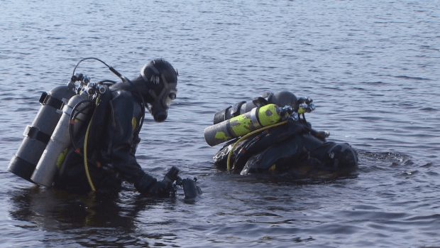 scuba diving recovery towing illinois