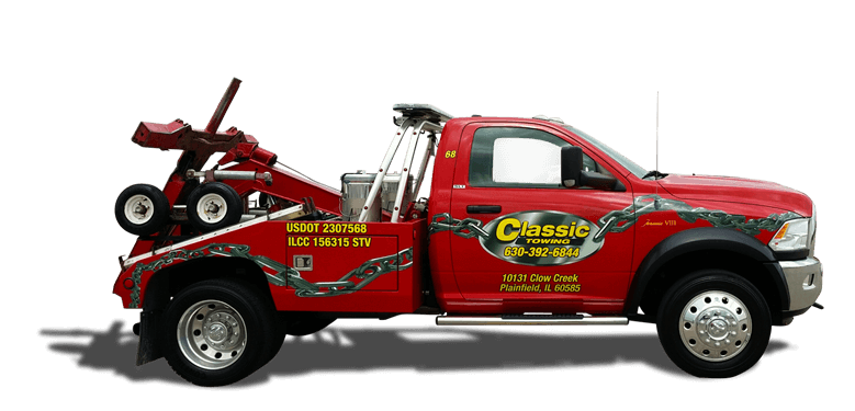 wrecker and tow truck service